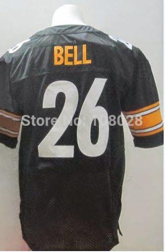 #26 LeVeon Bell Jersey,Cheap American Football Jersey E